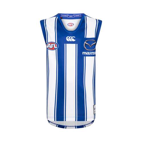 2021 Canterbury Youth Home Guernsey - Pinstripe