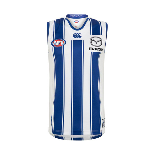 2020 Canterbury Youth Away Guernsey - Pinstripe