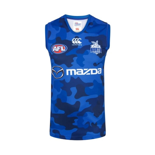 Training Guernsey- Camo