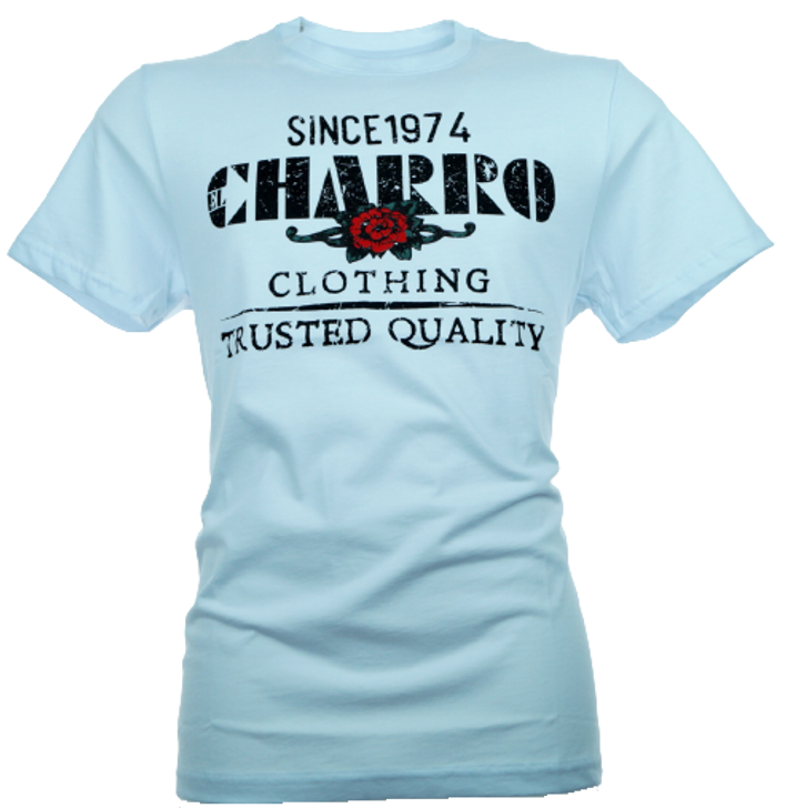 T-shirt El Charro clothing bianco