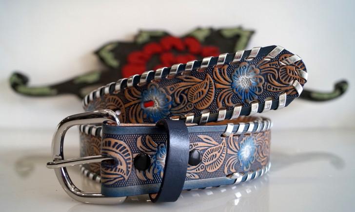 Belt Cintura art. E 701 Turchese