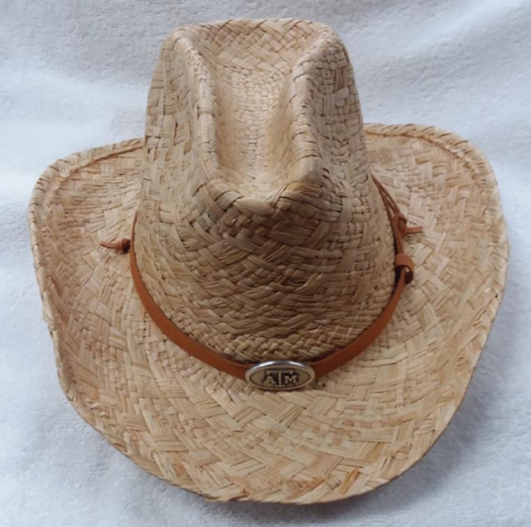 ATM Conch Straw Hat