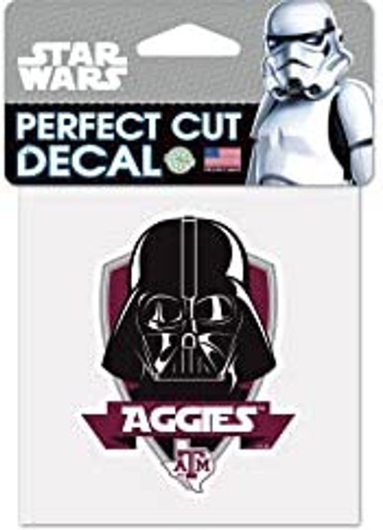 Aggie Vader Decal
