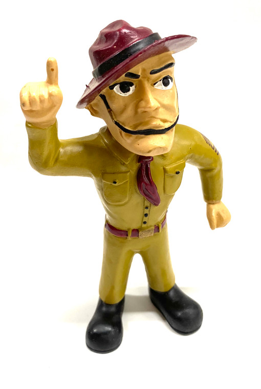 Ol' Sarge Pot Percher
