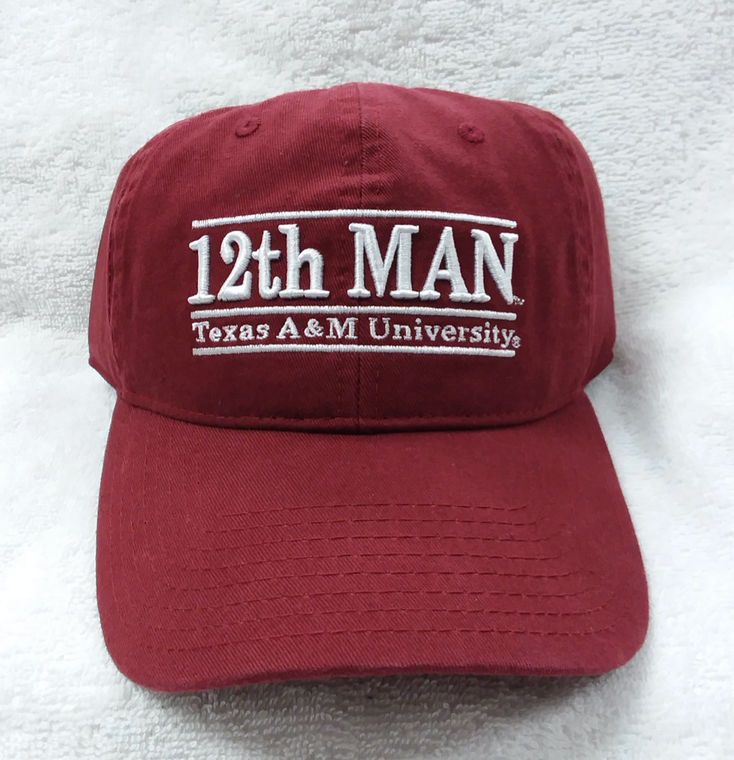 12thMan Throwback Color Hat