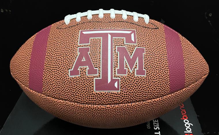 Logo Brands Full Size Texas A&M Football