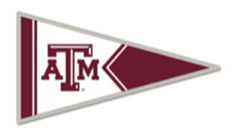 ATM Pennant Hat Pin