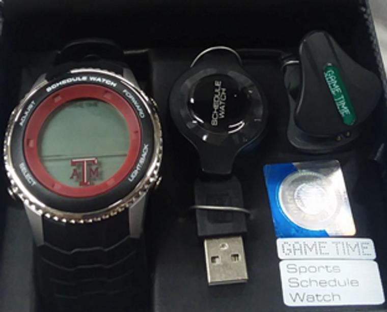 Digital Global Watch Set