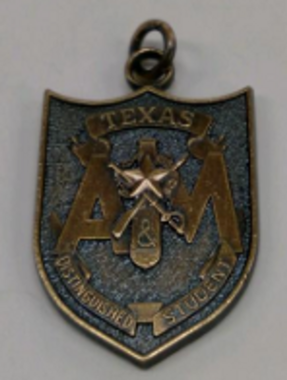 Corps Medal-Distinguished Student