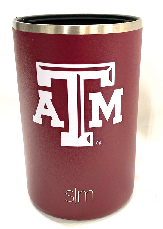 Insulated Can Holder-Texas A&M