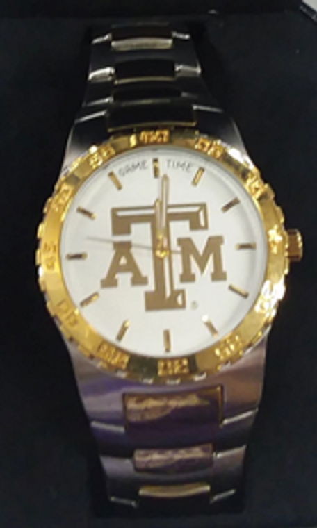 EXE WATCH-GOLD-SLV