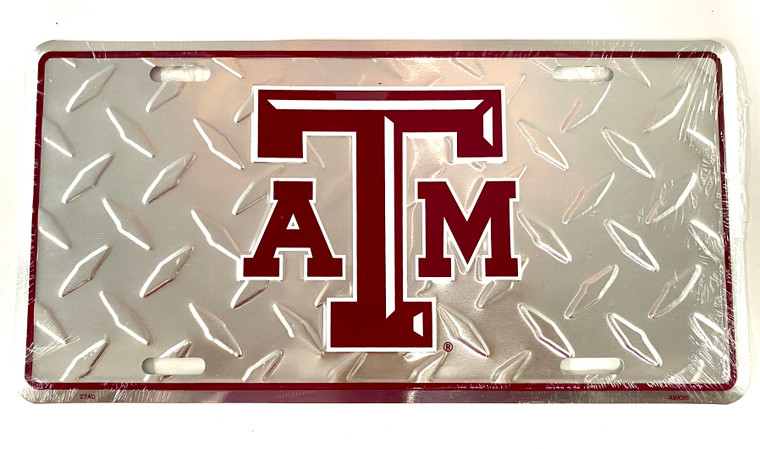 Diamond Cut license plate for your car.
