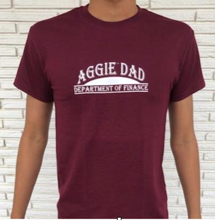 Aggie Dad Dept. Of Finance