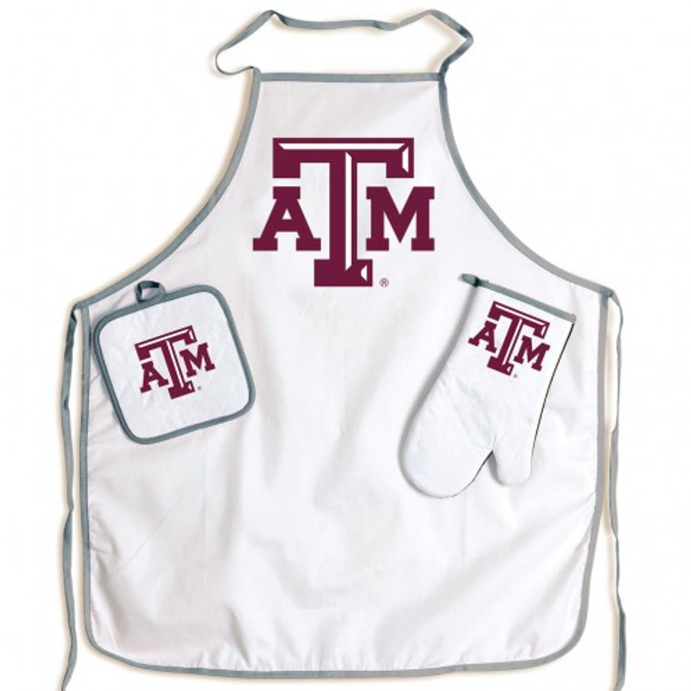 Texas A&M University Barbeque Tailgate Set