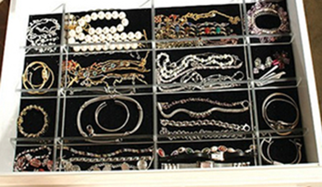 Six Ways Marie Kondo Says You Should to Store Your Jewelry