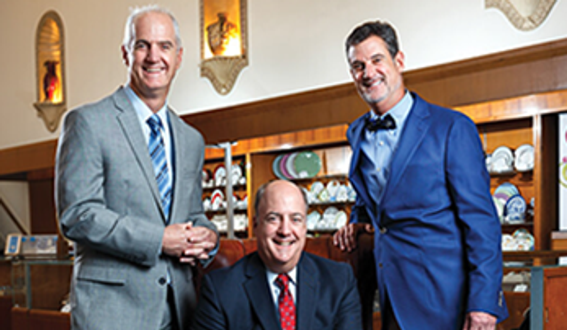 Meet Our 4th Generation: Arnold III, Vance and Lane Schiffman