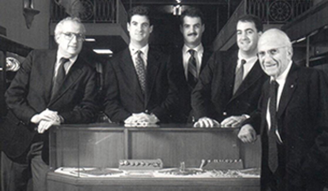 A Shining Legacy: The Schiffman Family
