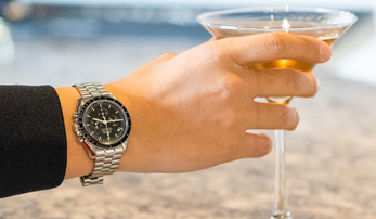 The Omega Speedmaster: The Watch That Went to the Moon