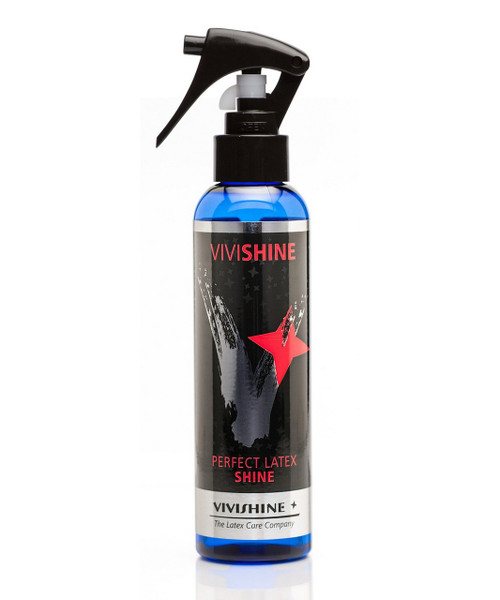 Vivishine 150ml with Spray Latex Shiner