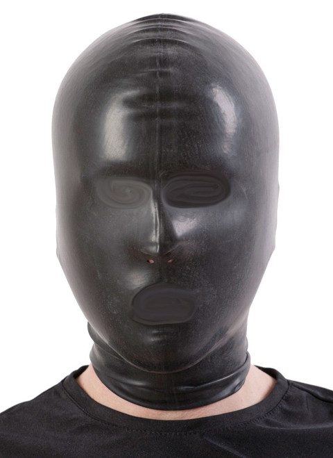 Hood with Open Nose Only