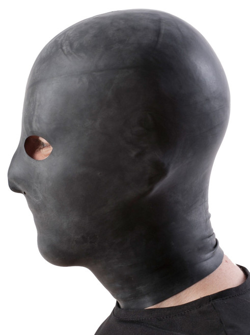 Latex Anatomical Hood