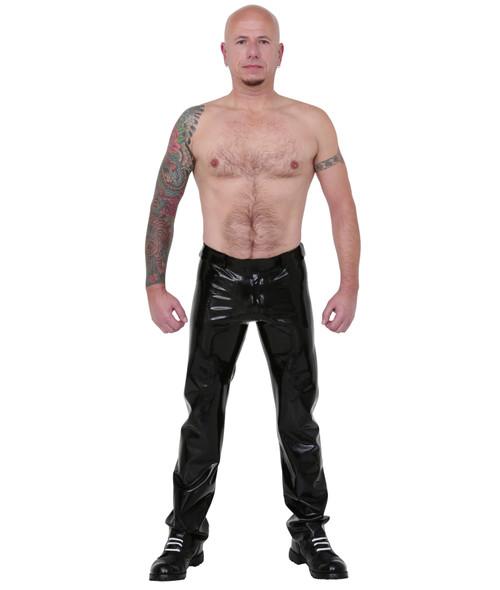 Jeans Thru Zip