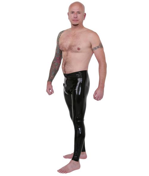 Leggings Cod Piece with Rear Zip