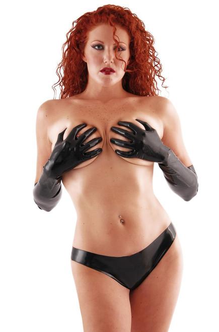 Gloves Elbow Length w