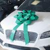 "28"" Green Big Gift Car Bow"