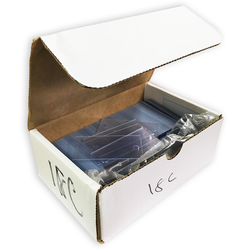 Box of Plastic Covers for JH3 Color Key Tags