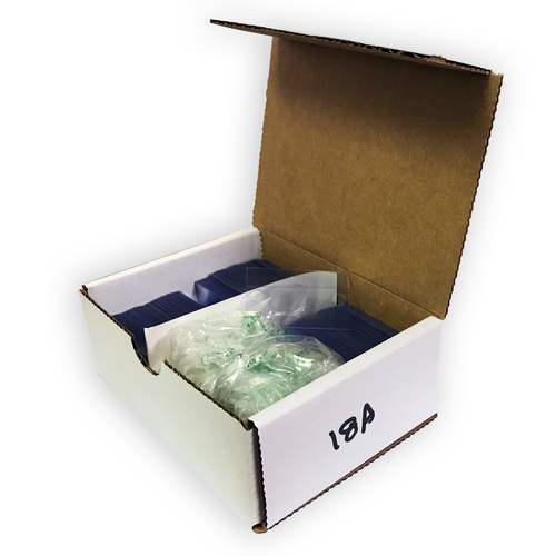 Box of Plastic Covers for JH1 Key Tags