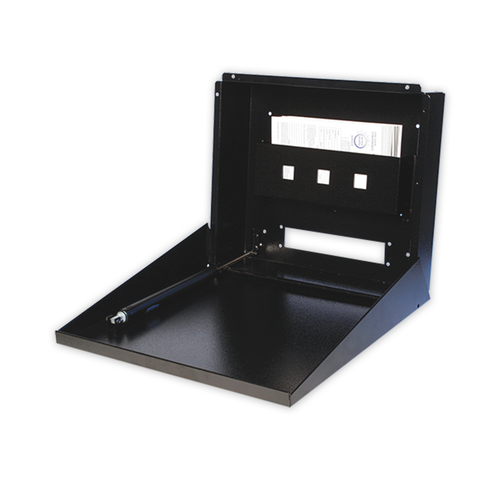 Standard Drop Box open