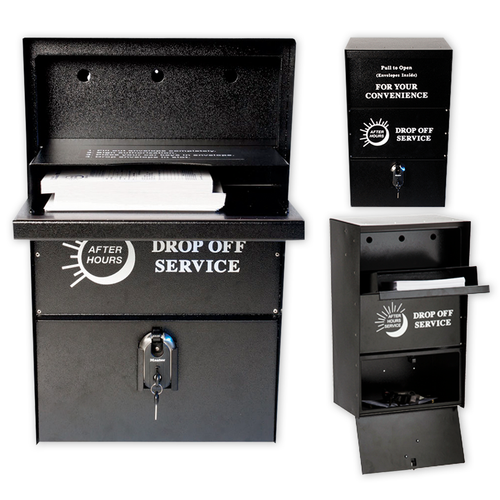 Self Contained night Drop box