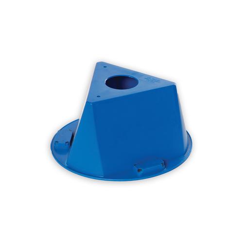Blue plain Service Car Hat