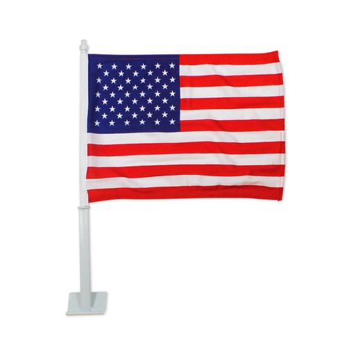 Non-Stationary USA Flag