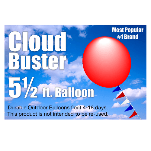 Balloon Cloudbuster Kit