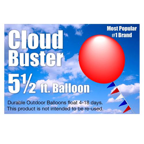 Cloudbuster Balloon Kit