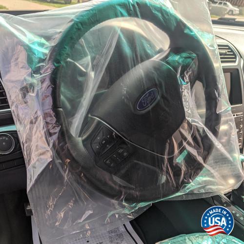 Full Coverage Steering Wheel Cover