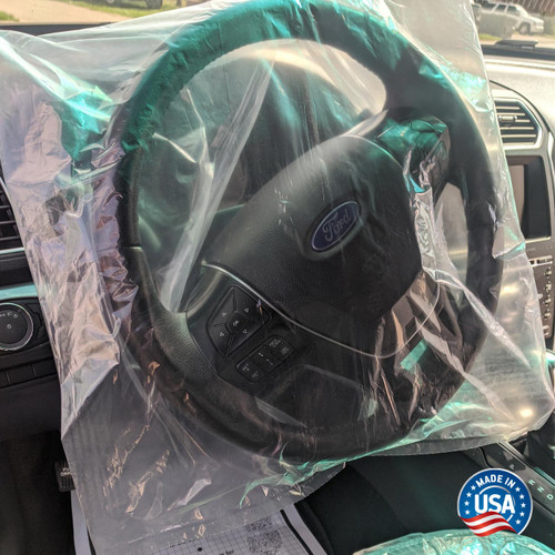 Full Coverage Steering Wheel Cover