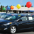 Reusable Balloon kit being used on cars