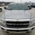 2019 Full Year Sign on Silver Ram Truck