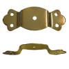 Antique Brass Trunk Handle Loop