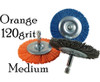 Nyalox Sanding Wheel 120grit