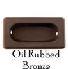 Oil Rubbed Bronze Flush Window Sash Lift