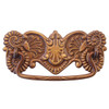 Antique Brass Victorian Reproduction Drawer Pull