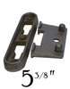 Heavy Duty Cast Iron Bed Rail Fastener, 3 Sizes