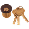 Oil Rubbed Bronze Keyway Cylinder