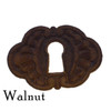 Walnut Keyhole Cover