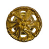 Brass Decorative Victorian Knob
