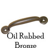 """Oil Rubbed Bronze 3"""" Cabinet or Drawer Handle"""